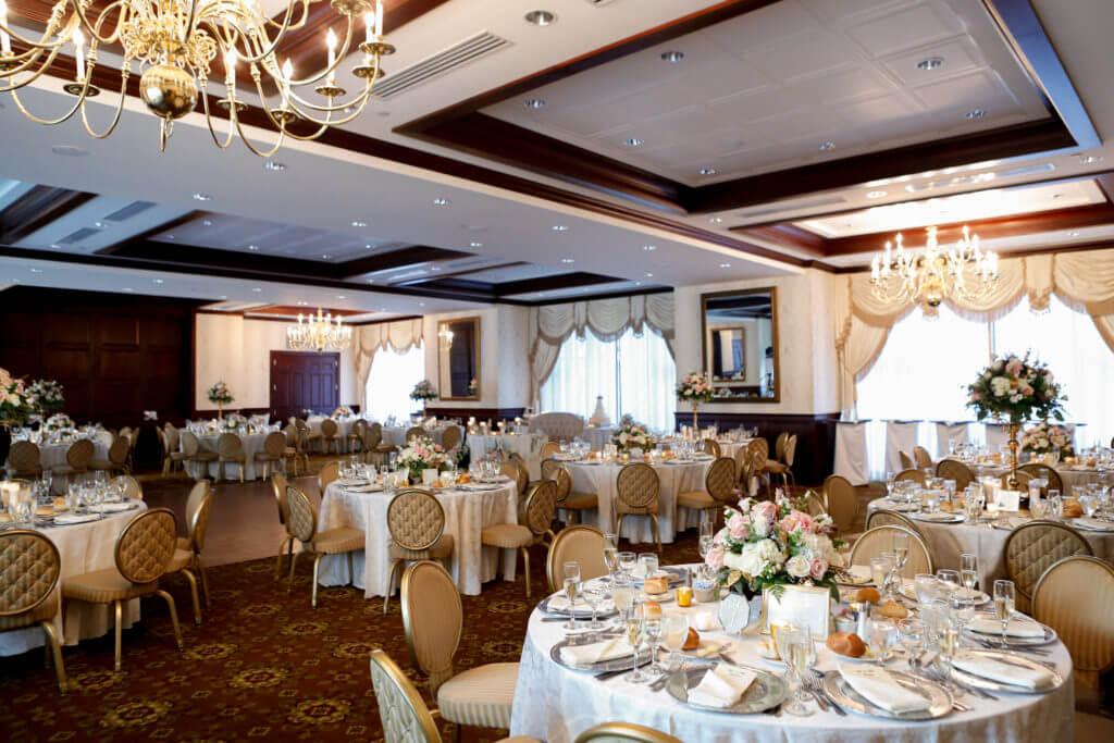 Nassau Inn ballroom