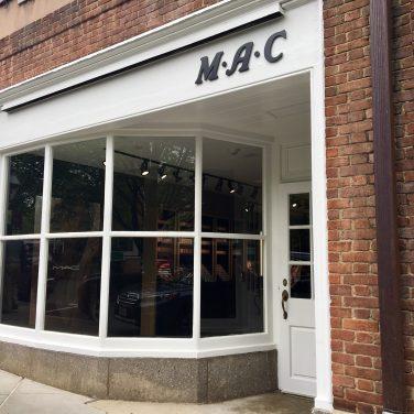 MAC storefront