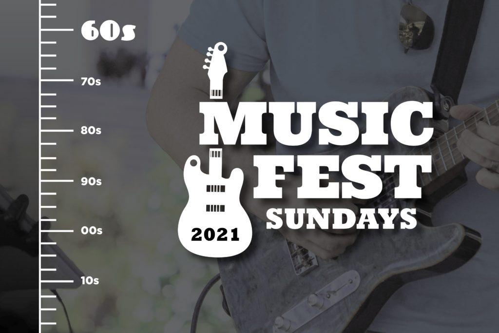 Music Fest Sundays: Strictly '60s & Joy & Rob with The Beagles