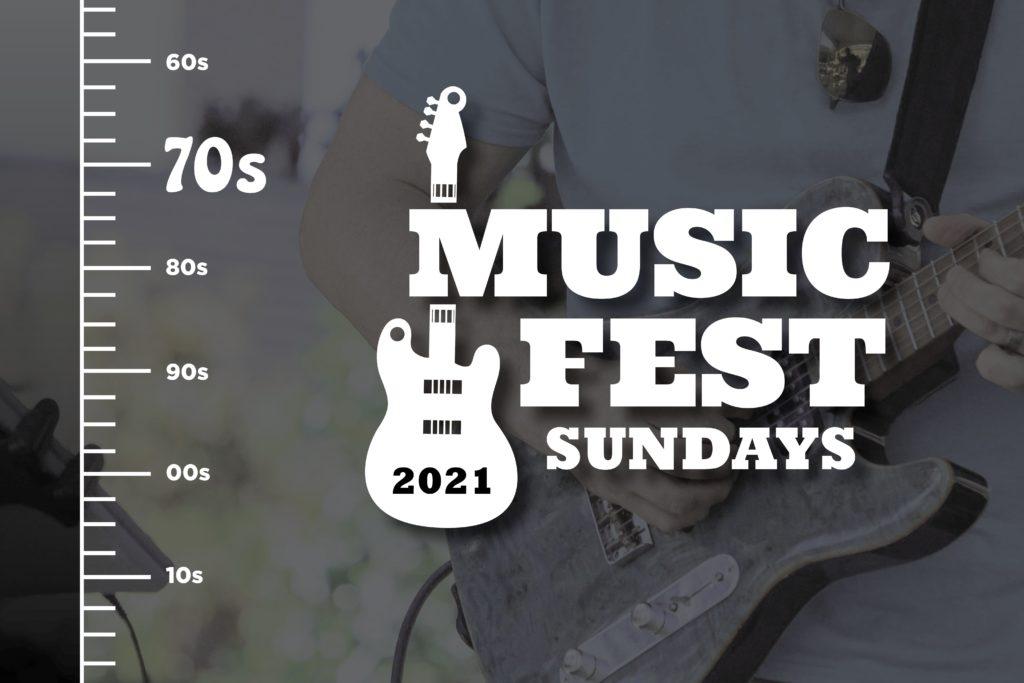 Music Fest Sundays: The Sensational Soul Cruisers