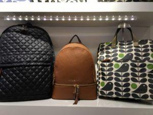 designer bags at Botari