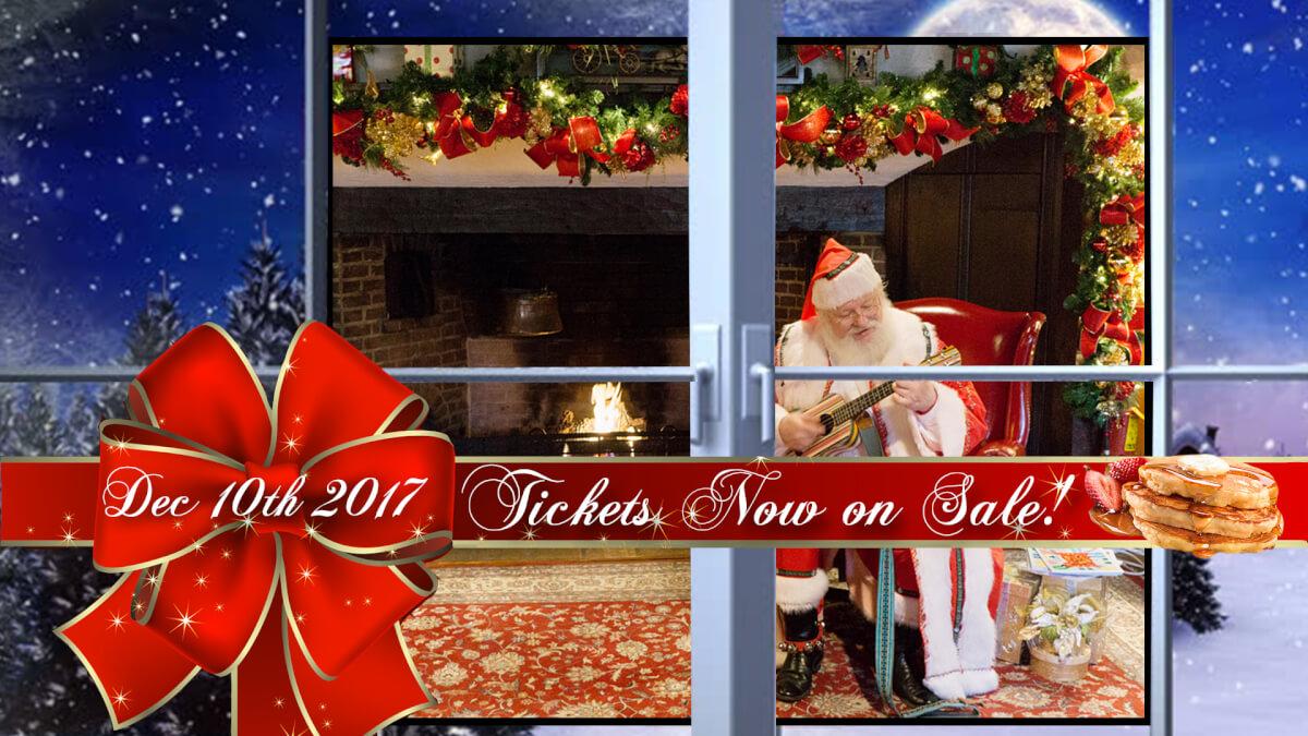 Nassau Inn Breakfast with Santa