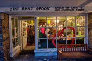 The Bent Spoon