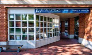 Homestead Princeton storefront
