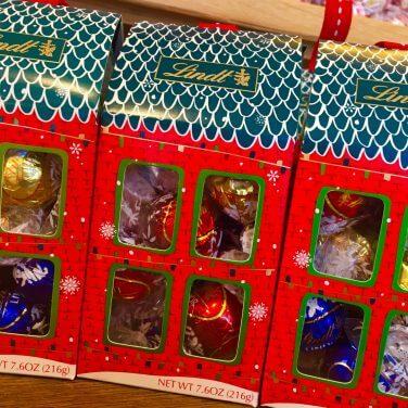 lindt chocolates
