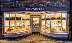 Dandelion store front