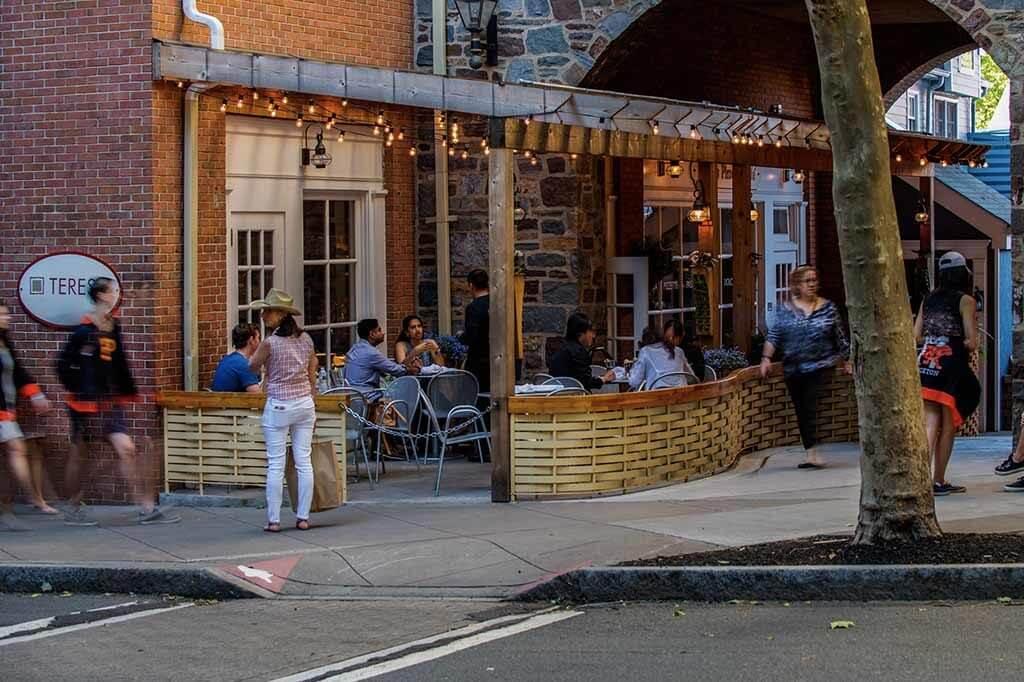 Palmer Square Princeton Restaurants Best