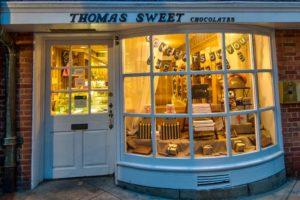 Thomas Sweet Chocolates